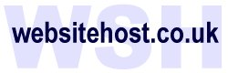 logo: web site hosting co uk
